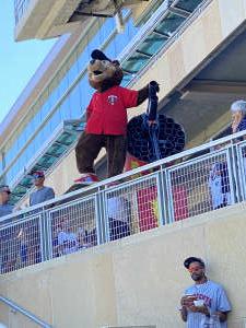 Rafael Gonzalez attended Minnesota Twins vs. Chicago White Sox - MLB on Aug 11th 2021 via VetTix