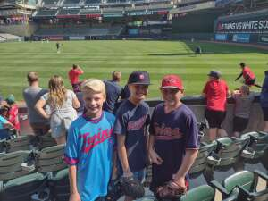 Bill Bartlett attended Minnesota Twins vs. Chicago White Sox - MLB on Aug 11th 2021 via VetTix