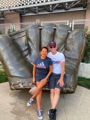 Eugene  attended Minnesota Twins vs. Chicago White Sox - MLB on Aug 11th 2021 via VetTix