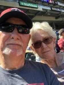 Greg Munson attended Minnesota Twins vs. Chicago White Sox - MLB on Aug 11th 2021 via VetTix