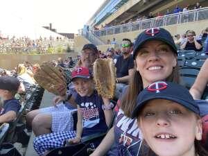 Amanda attended Minnesota Twins vs. Chicago White Sox - MLB on Aug 11th 2021 via VetTix