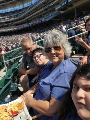 Mike attended Minnesota Twins vs. Chicago White Sox - MLB on Aug 11th 2021 via VetTix