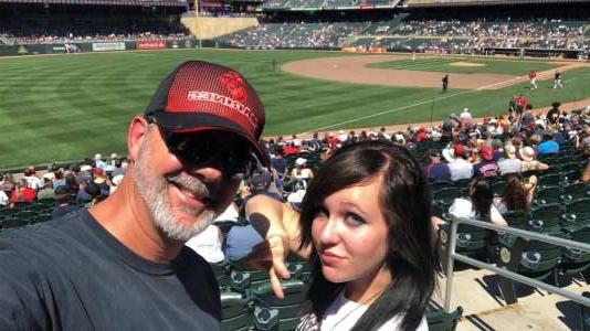 Jeffrey attended Minnesota Twins vs. Chicago White Sox - MLB on Aug 11th 2021 via VetTix