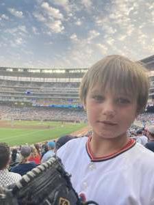 Donny  attended Minnesota Twins vs. Chicago White Sox - MLB on Aug 11th 2021 via VetTix