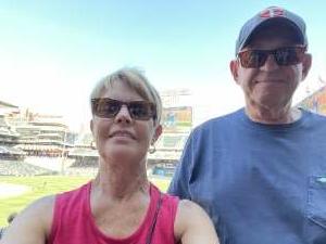 Rod Heining attended Minnesota Twins vs. Chicago White Sox - MLB on Aug 11th 2021 via VetTix