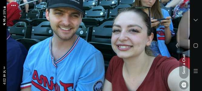 Dave attended Minnesota Twins vs. Tampa Bay Rays - MLB on Aug 14th 2021 via VetTix