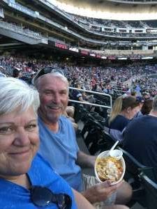 Denny attended Minnesota Twins vs. Tampa Bay Rays - MLB on Aug 14th 2021 via VetTix