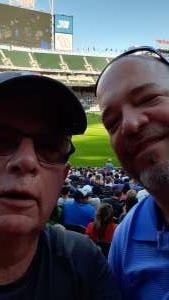 Steve  attended Minnesota Twins vs. Tampa Bay Rays - MLB on Aug 14th 2021 via VetTix