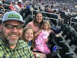 Skaja Family attended Minnesota Twins vs. Tampa Bay Rays - MLB on Aug 14th 2021 via VetTix