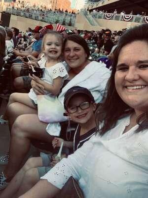 Zed attended Minnesota Twins vs. Tampa Bay Rays - MLB on Aug 14th 2021 via VetTix