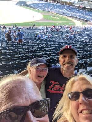 James attended Minnesota Twins vs. Tampa Bay Rays - MLB on Aug 14th 2021 via VetTix