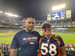 Kenny attended Minnesota Twins vs. Tampa Bay Rays - MLB on Aug 14th 2021 via VetTix