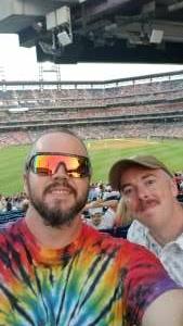 Nicholas attended Philadelphia Phillies vs. Washington Nationals - MLB on Jul 26th 2021 via VetTix