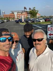 NF attended Philadelphia Phillies vs. Washington Nationals - MLB on Jul 26th 2021 via VetTix