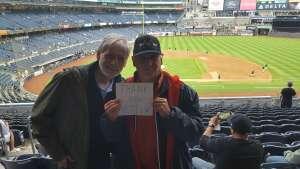 Eliot attended New York Yankees vs. Kansas City Royals - MLB on Jun 22nd 2021 via VetTix