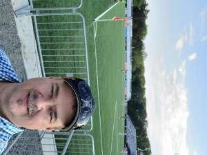 Mike attended Loudoun United FC vs. Hartford Athletic - USL on Jul 4th 2021 via VetTix