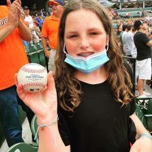 Jason attended Baltimore Orioles vs. Houston Astros - MLB on Jun 23rd 2021 via VetTix