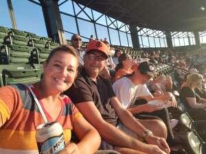 Larrilyn DaRif attended Baltimore Orioles vs. Houston Astros - MLB on Jun 23rd 2021 via VetTix