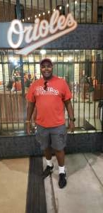 Ron attended Baltimore Orioles vs. Houston Astros - MLB on Jun 23rd 2021 via VetTix