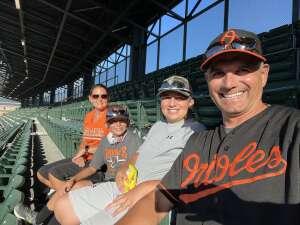 Mark B attended Baltimore Orioles vs. Houston Astros - MLB on Jun 23rd 2021 via VetTix