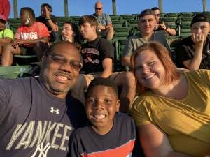 Troy Stupart attended Baltimore Orioles vs. Houston Astros - MLB on Jun 23rd 2021 via VetTix