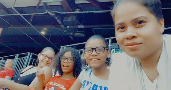 Shana Negron attended Philadelphia Phillies vs. Washington Nationals - MLB on Jul 27th 2021 via VetTix