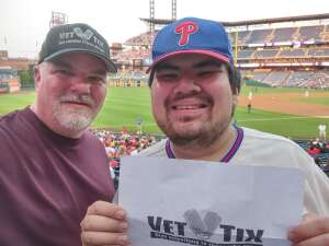 Click To Read More Feedback from Philadelphia Phillies vs. Washington Nationals - MLB