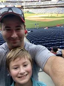 Adam B. attended Philadelphia Phillies vs. Washington Nationals - MLB on Jul 27th 2021 via VetTix