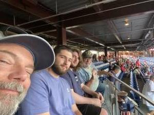 Rob attended Philadelphia Phillies vs. Washington Nationals - MLB on Jul 27th 2021 via VetTix