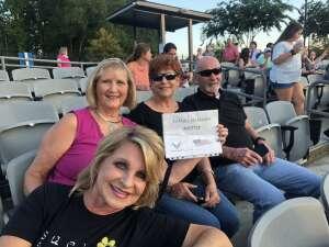 Deborah attended Brad Paisley Tour 2021 on Jul 22nd 2021 via VetTix