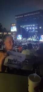 Terri attended Brad Paisley Tour 2021 on Jul 22nd 2021 via VetTix