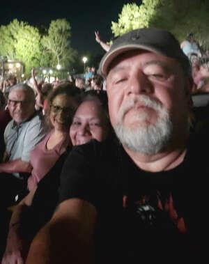 Jolly Harris attended Brad Paisley Tour 2021 on Jul 22nd 2021 via VetTix