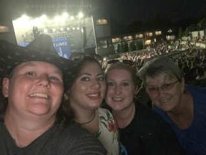 Laine Burnett attended Brad Paisley Tour 2021 on Jul 22nd 2021 via VetTix