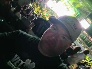 Chip W attended Brad Paisley Tour 2021 on Jul 22nd 2021 via VetTix
