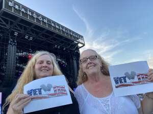 Velma Kieser attended Brad Paisley Tour 2021 on Jul 22nd 2021 via VetTix
