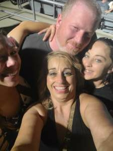 Jerry  attended Brad Paisley Tour 2021 on Jul 22nd 2021 via VetTix