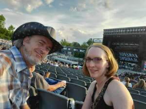 Brad attended Brad Paisley Tour 2021 on Jul 22nd 2021 via VetTix