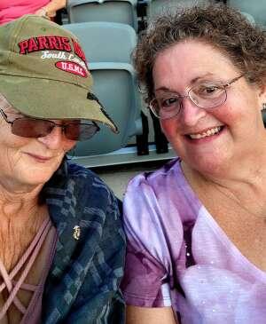 Peggy attended Brad Paisley Tour 2021 on Jul 22nd 2021 via VetTix
