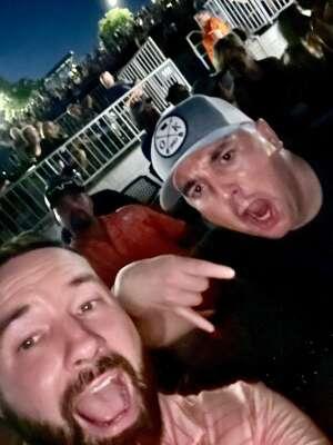 Archie attended Brad Paisley Tour 2021 on Jul 22nd 2021 via VetTix