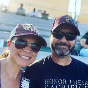 Ed  attended Modesto Nuts vs. San Jose Giants - Military Appreciation Game _ MiLB on Jun 19th 2021 via VetTix