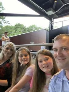 Grady D. attended An Evening With Chicago and Their Greatest Hits on Jul 18th 2021 via VetTix