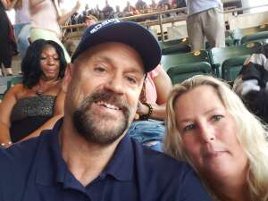 Rc.M. attended An Evening With Chicago and Their Greatest Hits on Jul 18th 2021 via VetTix