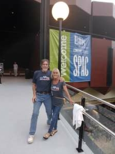 Harry & Donna attended An Evening With Chicago and Their Greatest Hits on Jul 18th 2021 via VetTix