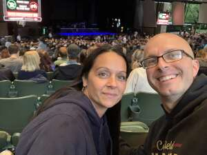 John attended An Evening With Chicago and Their Greatest Hits on Jul 18th 2021 via VetTix