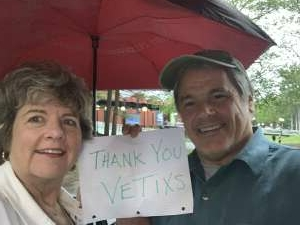MAC attended An Evening With Chicago and Their Greatest Hits on Jul 18th 2021 via VetTix