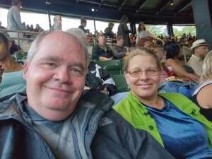 Greg attended An Evening With Chicago and Their Greatest Hits on Jul 18th 2021 via VetTix