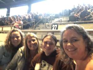 Christina Smith attended An Evening With Chicago and Their Greatest Hits on Jul 18th 2021 via VetTix