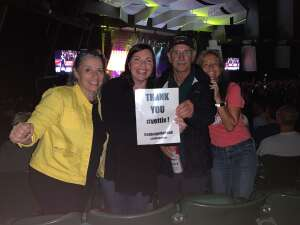 Tom M. attended An Evening With Chicago and Their Greatest Hits on Jul 18th 2021 via VetTix