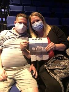 Brad attended Daddy Long Legs on Jun 23rd 2021 via VetTix