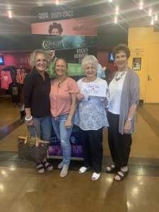 Nancy Stutman attended Daddy Long Legs on Jun 23rd 2021 via VetTix